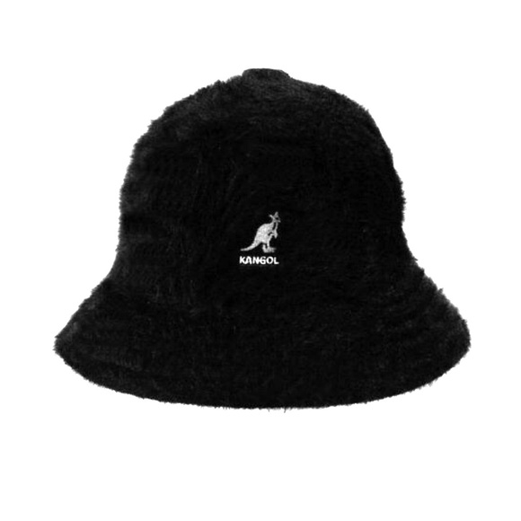 Kangol Accessories - Kangol black furgora bin fur hat warm   stylish ❄️ f449c81c2b25